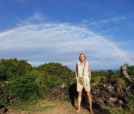 BLONDYNKA NA HAWAJACH Pasjonująca relacja z wyprawy
