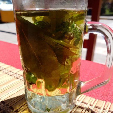 Herbata z liści koki. Fot. Beata Pawlikowska