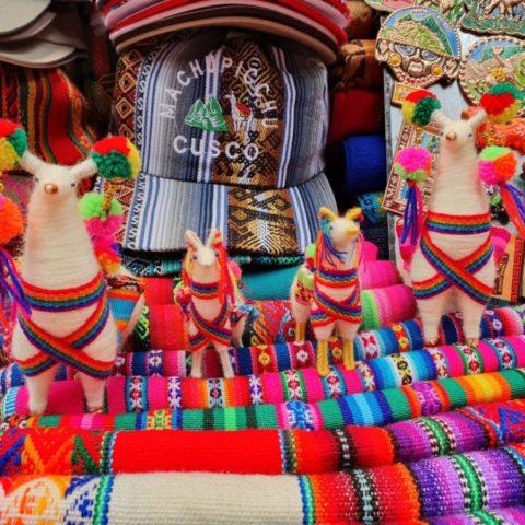 Kolory Peru. Fot. Beata Pawlikowska