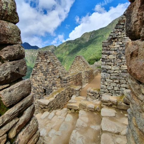 W Machu Picchu. Fot. Beata Pawlikowska