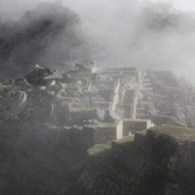 Blondynka w Trójce - Imperium Inków