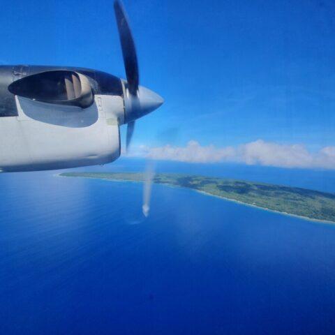 Vanuatu z lotu ptaka.