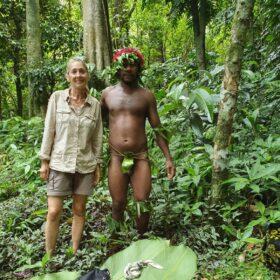 Blondynka na Vanuatu