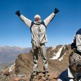 004 Blondynka w Himalajach