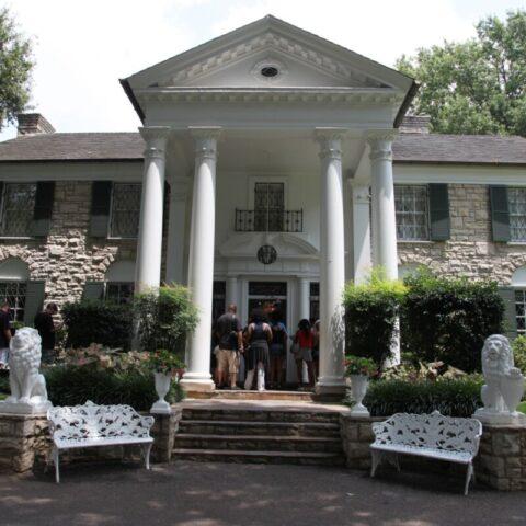 Graceland, dom Elvisa Presleya w Memphis, USA