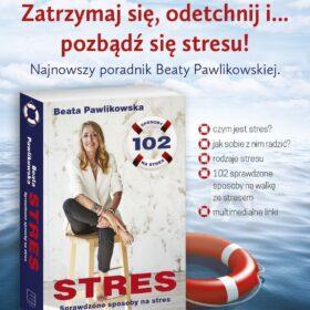 STRES - zapowiedź nowej książki