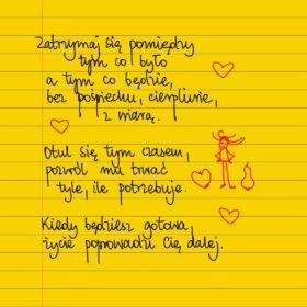 Życie poprowadzi Cię dalej #żółtakartka