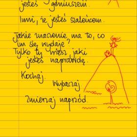 Zmierzaj naprzód #żółtakartka