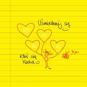 Ktoś Cię kocha :) #żółtakartka