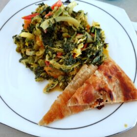 Zanzibarskie śniadanie