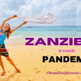 Zanzibar w czasie pandemii