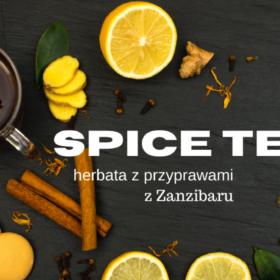 Spice tea, herbata z przyprawami