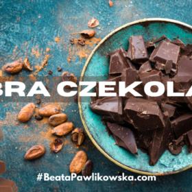 Jak znaleźć dobrą czekoladę